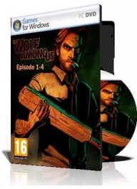 (The Wolf Among Us Episode 1-4 (1DVD