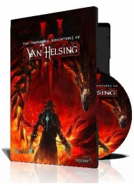 (The Incredible Adventures of Van Helsing (3DVD