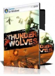 خرید بازی هلیکوپتر (Thunder Wolves (1DVD