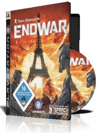 (Tom Clancys End War PS3 (3DVD