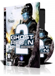 (Tom Clancys Ghost Recon Advanced Warfighter 2 PS3 (3DVD