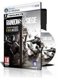 فروش بازی (Tom Clancys Rainbow Six Siege (5DVD