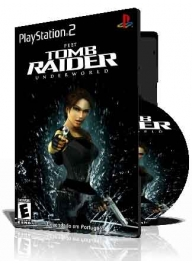 خرید بازی Tomb Raider Underworld PS2