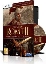 (Total War ROME II Emperor Edition (3DVD