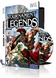 بازی Tournament Of Legends برای وی