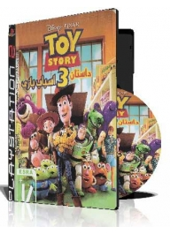Toy Story 3 ps2 اوریجینال