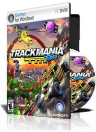 بازی (Trackmania Turbo (1DVD