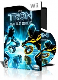 بازی Tron Evolution Battle Grids برای وی