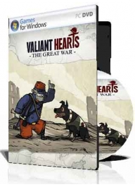 بازی (Valiant Hearts The Great War (1DVD