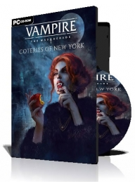 (Vampire The Masquerade Coteries of New York Deluxe Edition (1DVD