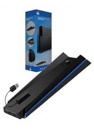 استند Vertical Stand With USB Hub For PS4