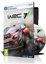 (WRC 7 FIA World Rally Championship (5DVD