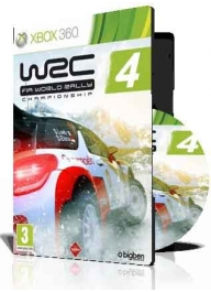 بازی WRC FIA World Rally Championship 4