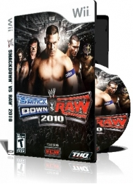 بازی WWE SmackDown Vs. RAW 2010 برای وی