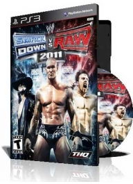 (WWE Smackdown Vs Raw 2011 PS3 (2DVD