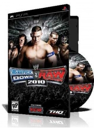 خرید بازی WWE Smackdown VS Raw 2010