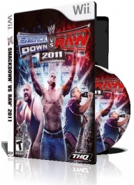 بازی WWE Smackdown Vs RAW 2011 برای وی