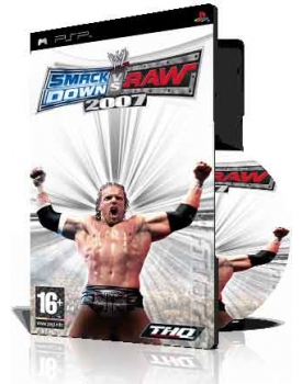 فروش بازی WWE Smackdown Vs Raw 2007