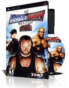 بازی WWE Smackdown Vs Raw 2008