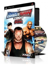 بازی زیبای WWE Smackdown Vs Raw 2008