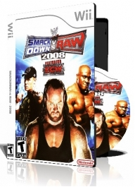 بازی WWE Smackdown Vs Raw 2008 برای وی