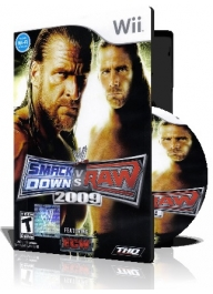 بازی WWE Smackdown Vs Raw 2009 برای وی