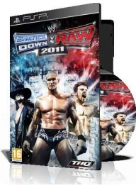 بازی جذاب WWE Smackdown Vs Raw 2011