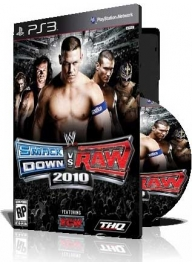 (WWE Smackdown Vs Raw 2010 PS3 (2DVD