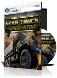 فروش بازی (War Truck Simulator 2016 (1DVD