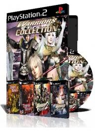 Warriors Orochi Collections چهار عدد بازی با قاب وچاپ روی دیسک
