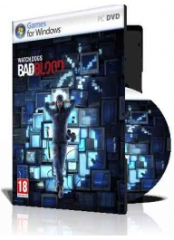 بازی (Watch Dogs Bad Blood DLC (1DVD