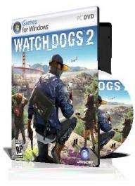 نسخه سالم و کرک شده  (Watch Dogs 2 (7DVD
