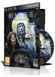 ((Where the Wild Things Are PS3 (2DVD