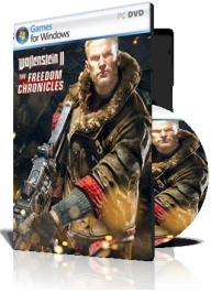 نسخه کرک شده (Wolfenstein II The New Colossus The Diaries of Agent Silent Death (13DVD
