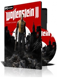 نسخه 100% سالم و تست شده (Wolfenstein II The New Colossus (11DVD