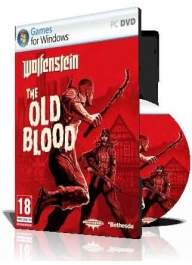 خرید بازی زیبای (Wolfenstein The Old Blood (9DVD