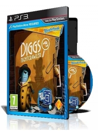 Wonderbook Diggs ps3