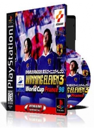 خرید پستی بازی World Soccer Winning Eleven 3