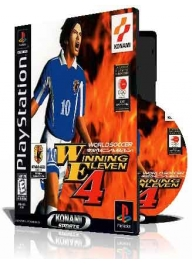 خرید بازی World Soccer Winning Eleven 4