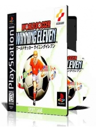 خرید بازی World Soccer Winning Eleven PS1