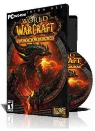 بازی آنلاین (World of Warcraft Cataclysm (6DVD