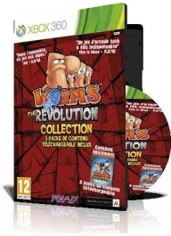 بازی Worms The Revolution Collection