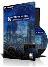 (X Rebirth 2.0 Secret Service Missions (2DVD