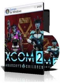 (XCOM 2 Anarchys Children DLC (1DVD