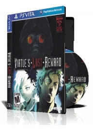 Zero Escape Virtues Last Reward با کاور کامل