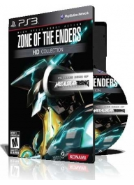 (Zone of the Enders HD Collection PS3 (3DVD