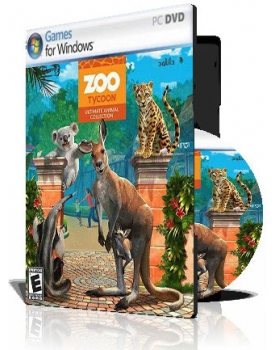 نسخه تست شده و کرک شده (Zoo Tycoon Ultimate Animal Collection (2DVD
