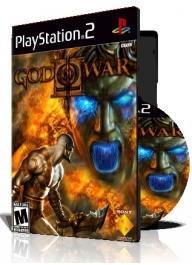 God Of War 2 Bonus Disc 1DVD 9
