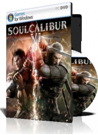 نسخه تست شده با کرک صد در صد سالم بازی (SoulCalibur VI (3DVD
