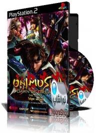 Onimusha Dawn Of Dreams با کاور کامل و چاپ روی دیسک